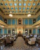 Chambre de sénat du Michigan image stock