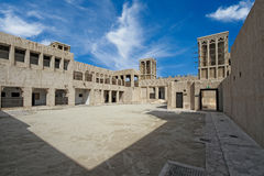 Chambre de Sheikh Saeed Al Maktoum Photos libres de droits
