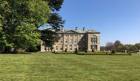 Chambre de Sledmere - North Yorkshire - Angleterre images stock