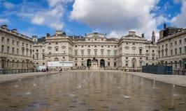 Chambre de Somerset, Londres images libres de droits