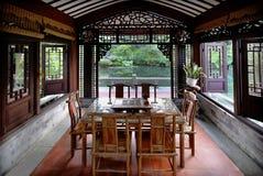 Chambre de thé Photo libre de droits
