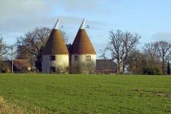 Chambre de touraille Kentish Photo stock