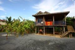 Chambre de village Photos stock
