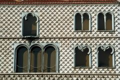 Chambre des crêtes, Lisbonne Photos libres de droits