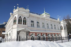 Chambre des négociants Agafurovyh Image libre de droits