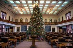 Chambre des représentants de Texas State Capitol photographie stock