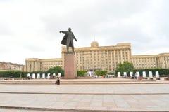 Chambre des Soviétiques dans StPetersburg Image libre de droits