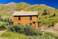 Chambre du Colorado de fourchettes d'Animas images stock