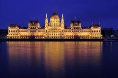 Chambre du Parlement Image libre de droits