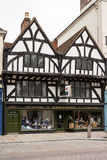 Chambre du YE de port de ` de John A Salisbury, Wilshire, Angleterre Image stock