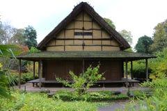 Chambre en bambou images stock