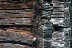 Chambre en bois Images stock