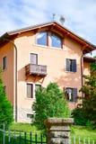 Chambre en San Zeno di Montagna, Italie photo stock