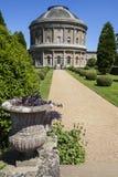 Chambre et jardins d'Ickworth en le Suffolk Photos libres de droits