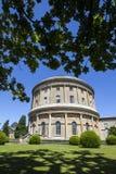 Chambre et jardins d'Ickworth en le Suffolk Images stock