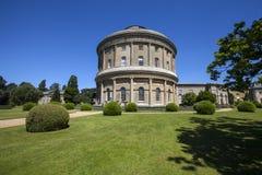 Chambre et jardins d'Ickworth en le Suffolk Photos stock