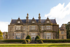 Chambre et jardins de Muckross. Killarney. Irlande Images stock