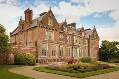Chambre et jardins de Wells Wexford l'irlande images libres de droits
