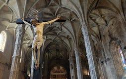 Chambre forte d'église catholique images stock