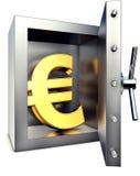 Chambre forte de banque Photo libre de droits