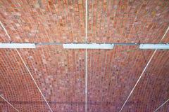 Chambre forte de baril d'un bâtiment utilisé comme entrepôt photo libre de droits
