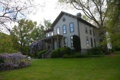 Chambre historique de Bush à Salem, Orégon photographie stock libre de droits