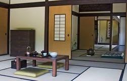 Chambre japonaise Photo stock