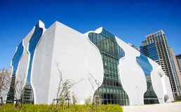 Chambre nationale de Taichung Metropolitan Opera, théâtre de Taichung, conçu par l'architecte photo stock