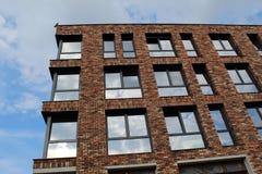 Chambre neuve de construction image libre de droits