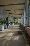 Chambre Orangie de Knole Photos libres de droits