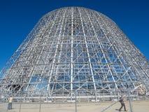 Chambre ouverte d'anniversaire d'Ames Research Center soixante-quinzième de la NASA photographie stock