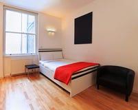 Chambre pour une personne photo stock
