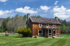 Chambre principale de loge d'†de Glen Alton Farm « Photos libres de droits