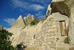 Chambre rocheuse de Cappadocia Photographie stock libre de droits