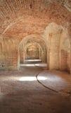 Chambre soleil-remplie par Pickens de fort Photos libres de droits