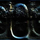 Chambre souterraine de cryogénie Images stock