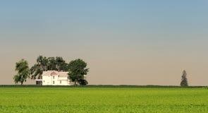 Chambre sur les plaines photographie stock libre de droits