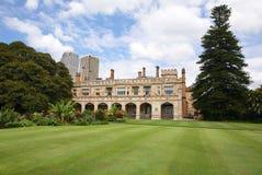 Chambre Sydney de gouvernement photographie stock