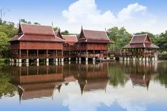 Chambre thaïe Photo stock