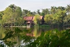 Chambre thaïe Images libres de droits