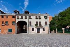 Chambre, Venise, Italie images libres de droits