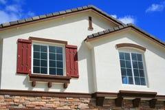 Chambre Windows Photo stock