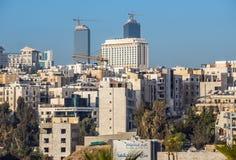 Chambres à Amman Photos libres de droits