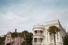 Chambres à Charleston historique, la Caroline du Sud Image stock