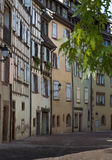 Chambres à Colmar Images stock