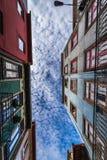 Chambres à Porto Photographie stock libre de droits