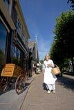 Chambres au musée de Zuiderzee Photos libres de droits