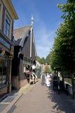 Chambres au musée de Zuiderzee Images stock