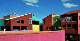 Chambres colorées Photographie stock libre de droits