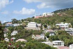 Chambres d'île de Vierge Photo libre de droits